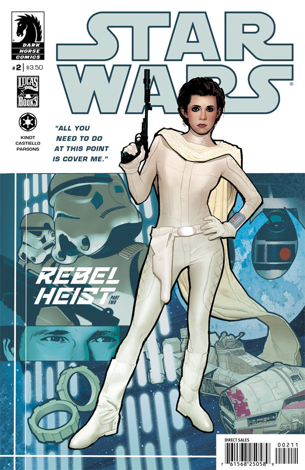 Star Wars: Rebel Heist #2