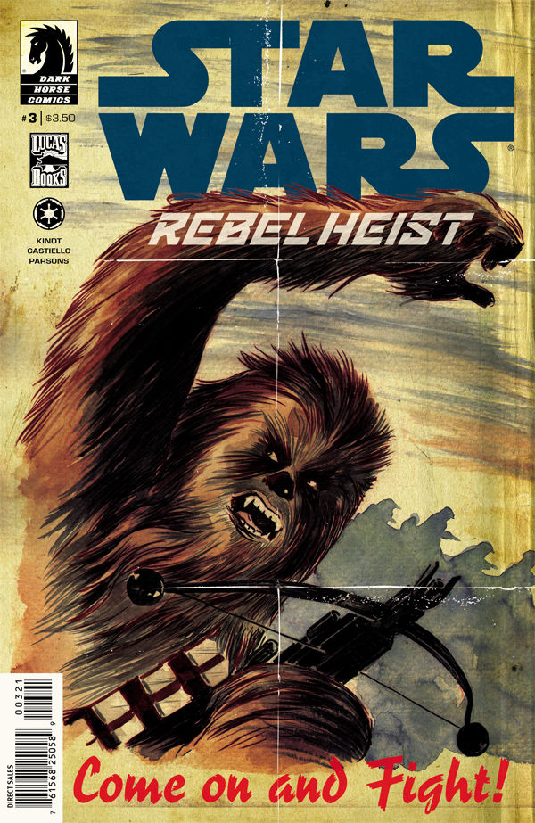 Star Wars: Rebel Heist #3
