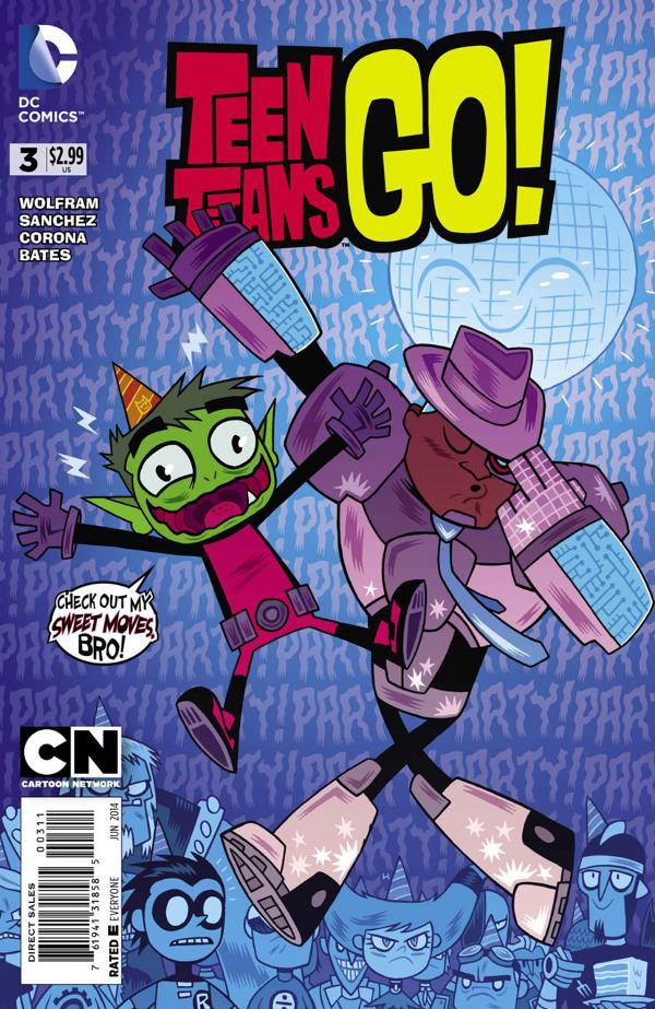 Teen Titans Go! #3