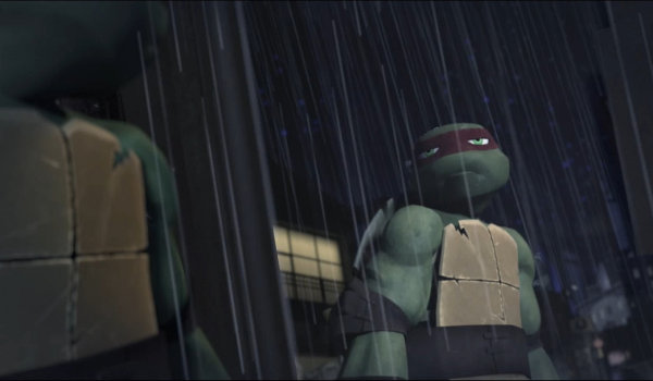 Teenage Mutant Ninja Turtles - Plan 10