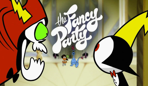 Wander Over Yonder - The Fancy Party