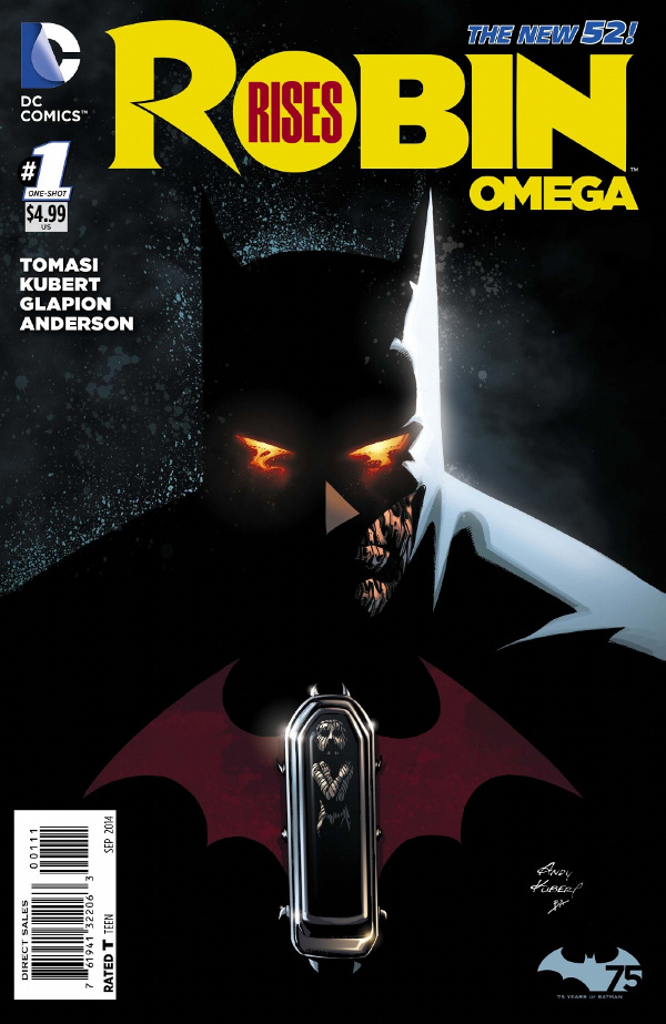 Robin Rises: Omega