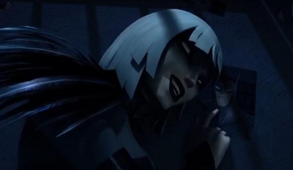 Beware the Batman - Attraction