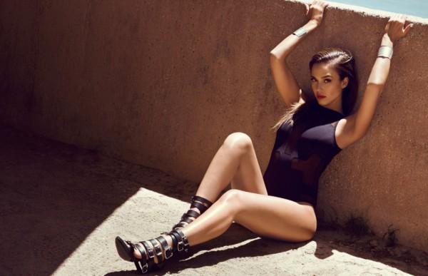 Jessica Alba - British GQ (August 2014)