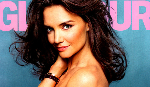 Katie Holmes - Glamour (August 2014)