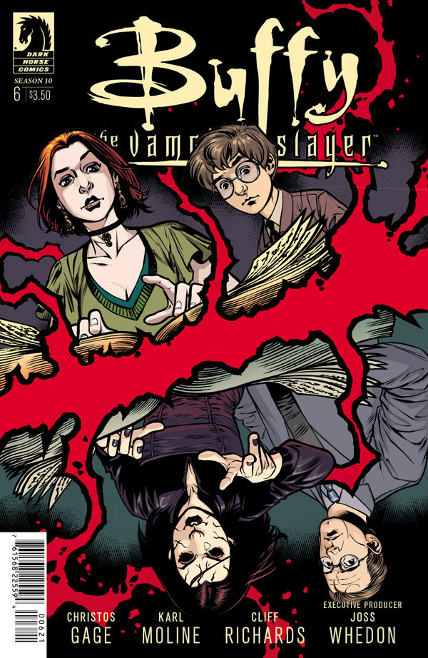 Buffy the Vampire Slayer Season Ten #6