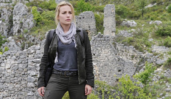 Covert Affairs - Brink of the Clouds