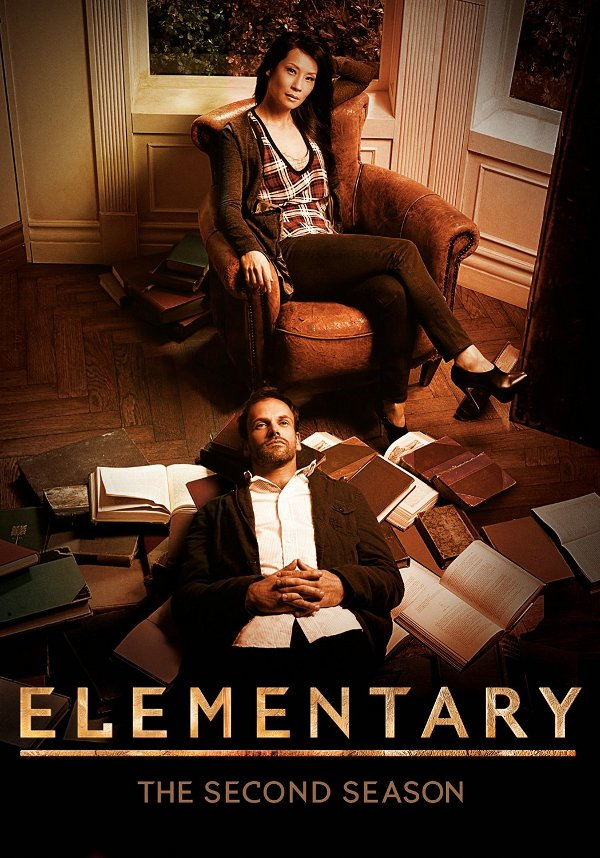 Elementary - The Complete Second Season