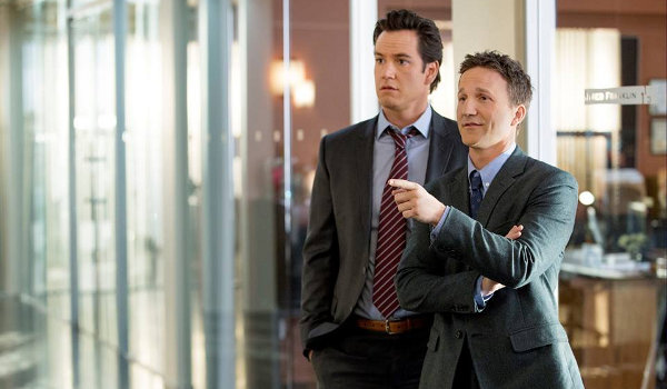 Franklin & Bash - The Curse of Hor-Aha