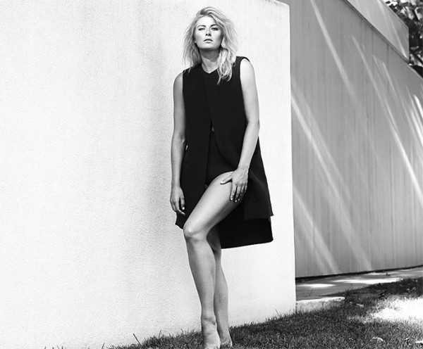 Maria Sharapova - The Edit (August 2014)