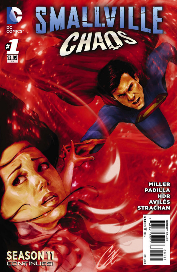Smallville Season Eleven: Chaos #1