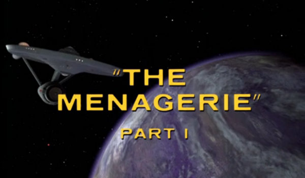 Star Trek - The Menagerie