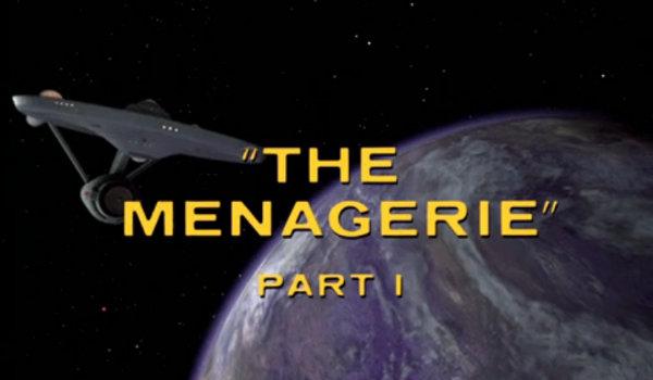 Star Trek - The Menagerie