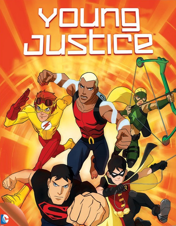 Young Justice - The Complete First Season