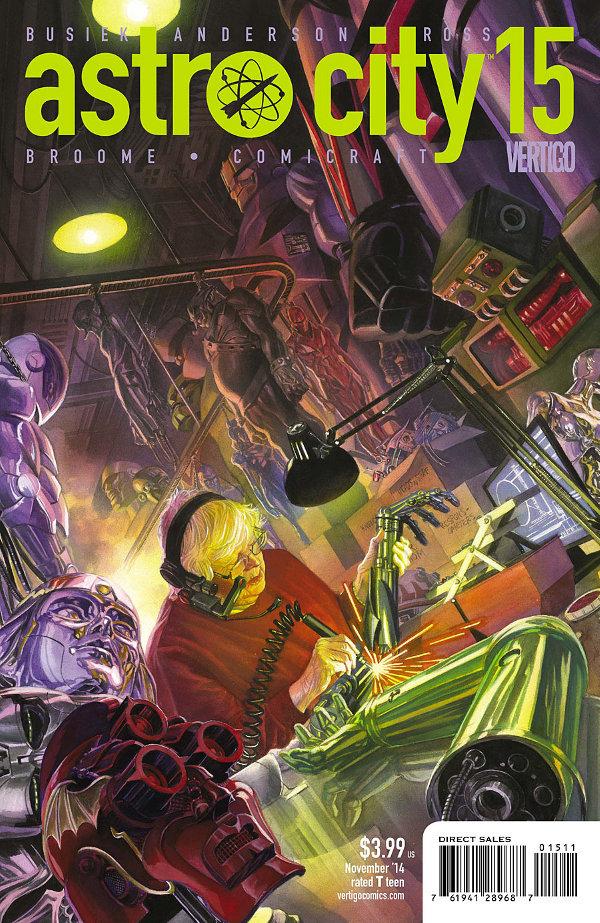 Astro City #15