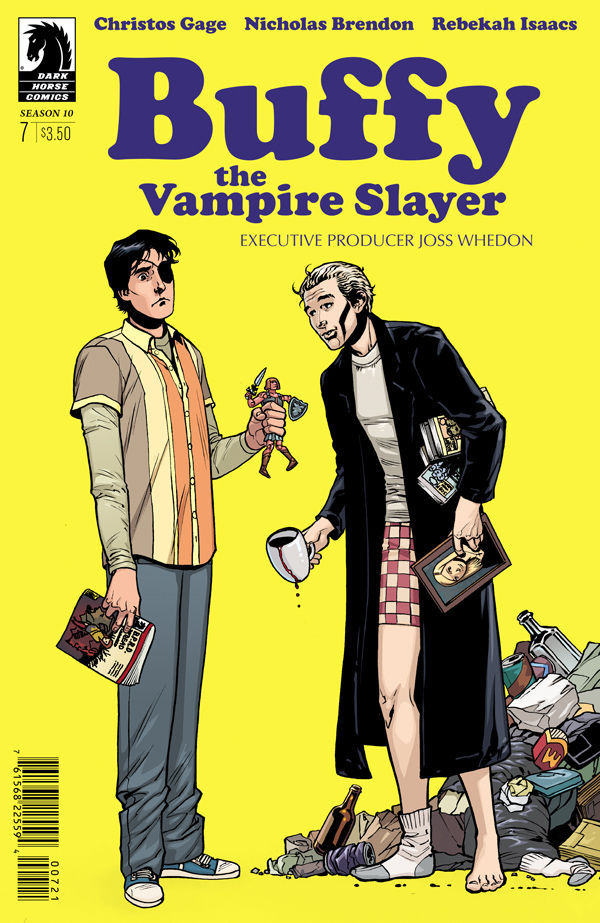 Buffy the Vampire Slayer Season Ten #7