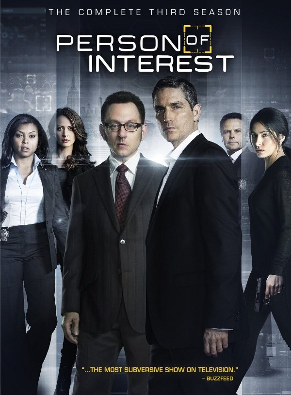 Person of Interest - The Complete Third Season