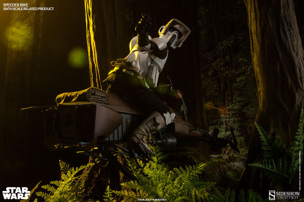 scout-trooper-speeder-bike-sixth-scale