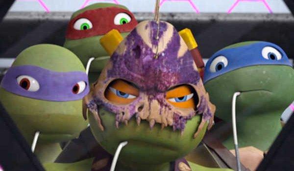 Teenage Mutant Ninja Turtles - Into Dimension X!