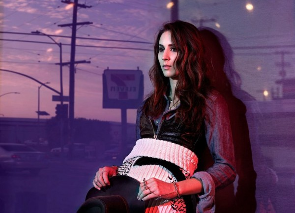 Troian Bellisario - Flaunt (September 2014)