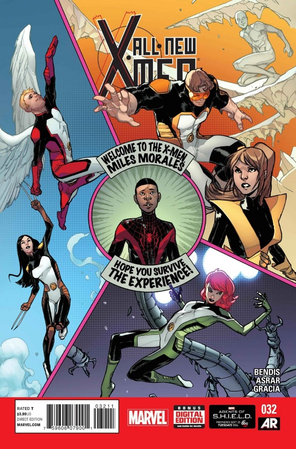 Title: All-New X-Men #32 Comic Vine: link Writer: Brian Michael Bendis ...