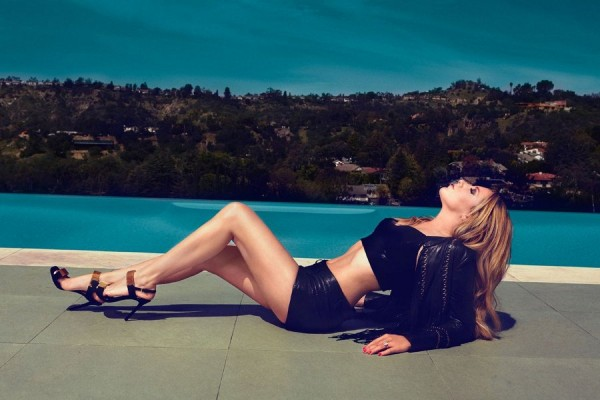 Ashley Tisdale - Bello (August 2014)