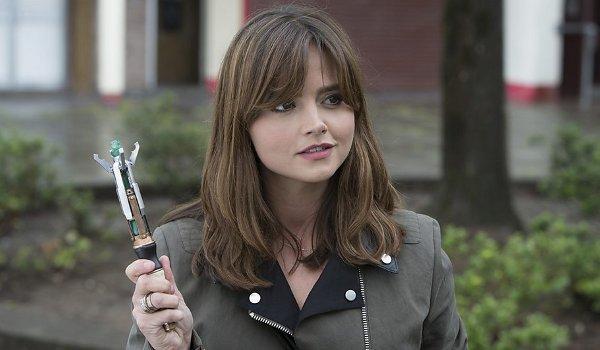 Doctor Who - Flatline