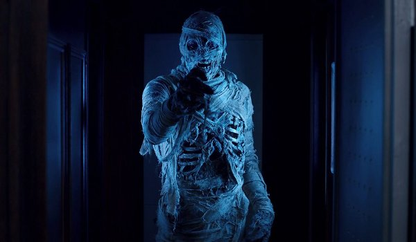 Doctor Who - Mummy on the Orient Express