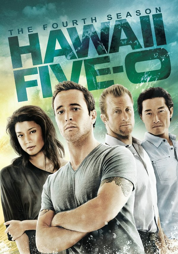 Hawaii Five-0 - The Complete Fourth Season