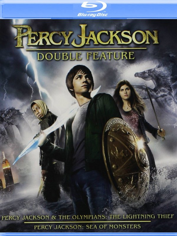 Percy Jackson (Double Feature)