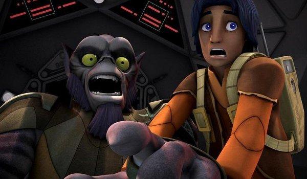 Star Wars Rebels - Fighter Flight