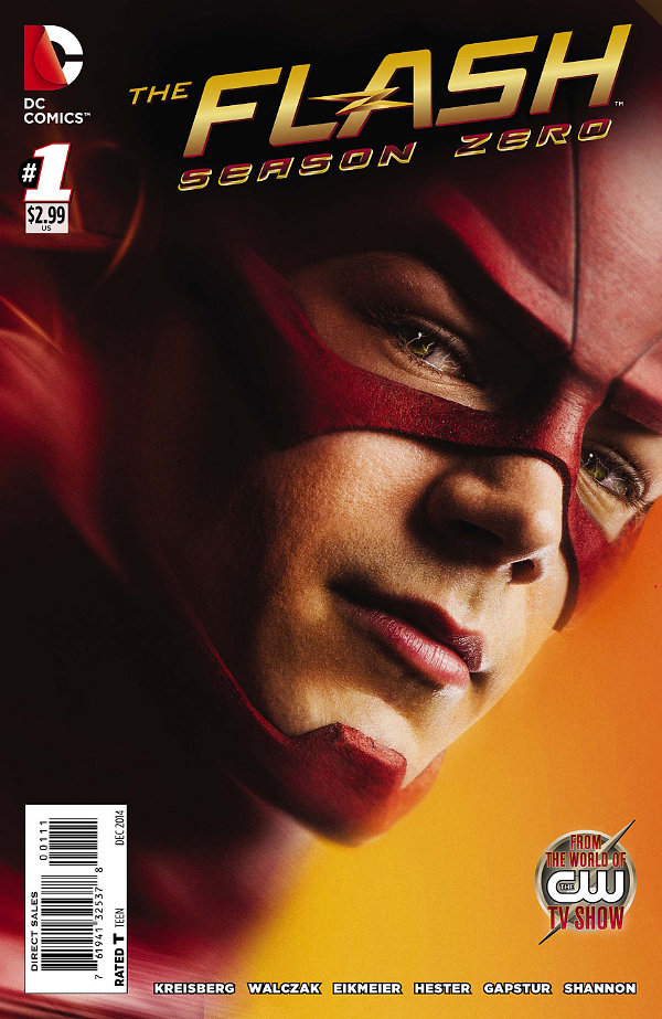 The Flash: Season Zero #1