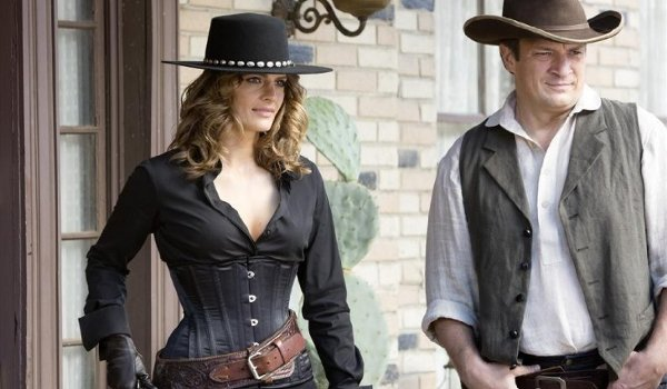 Castle - Once Upon a Time in the West