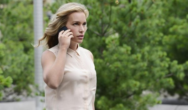 Covert Affairs - Starlings of the Slipstream