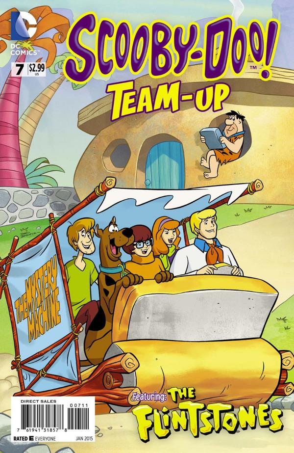 Scooby-Doo! Team-Up #7