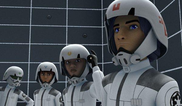 Star Wars Rebels - Breaking Ranks