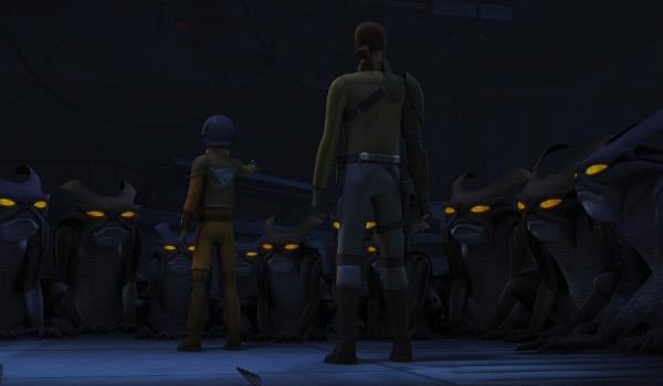 Star Wars Rebels - Gathering Forces