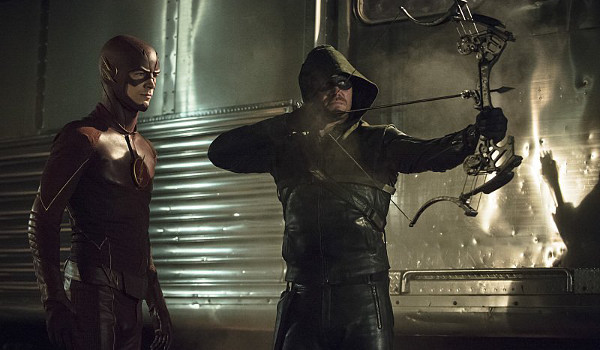Arrow - The Brave and the Bold