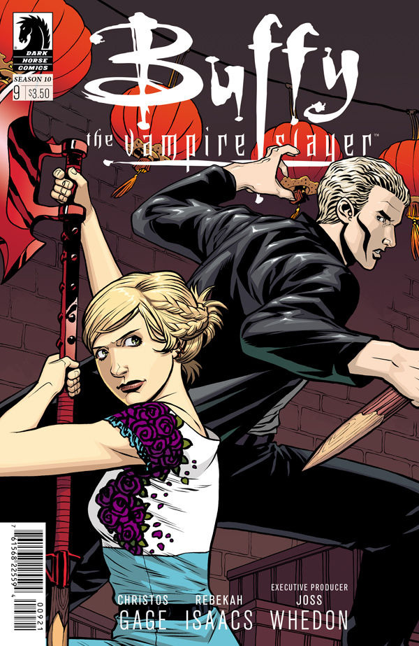 Buffy the Vampire Slayer Season Ten #9