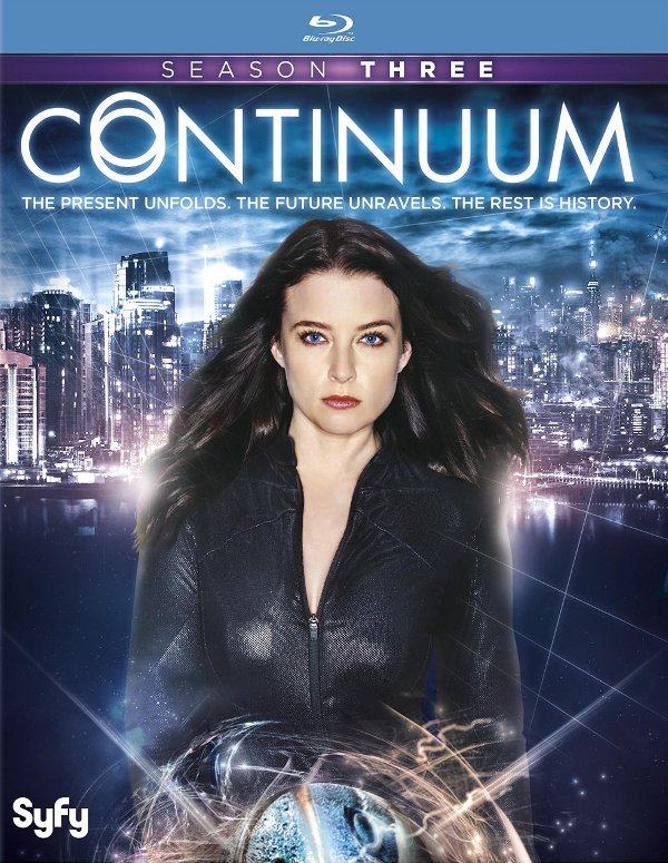 Continuum - The Complete Third Season