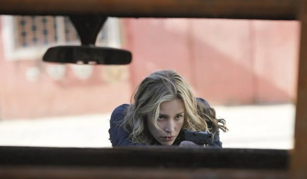 Covert Affairs - Frontforwards