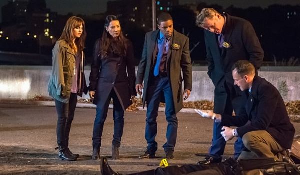 Elementary - End of Watch