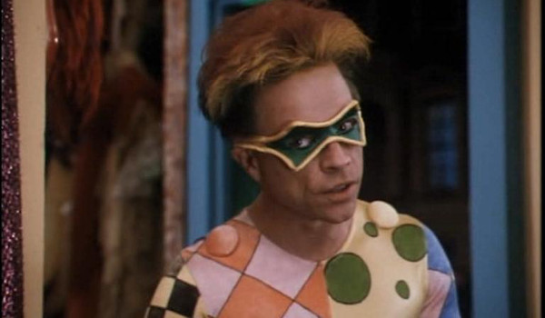 Mark Hamill as the Trickster