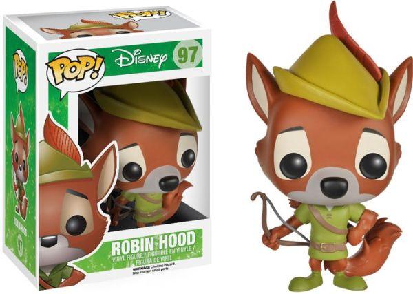 Robin Hod Pop! Vinyl Figure