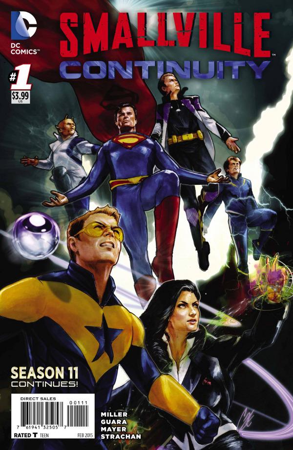 Smallville Season Eleven: Continuity #1