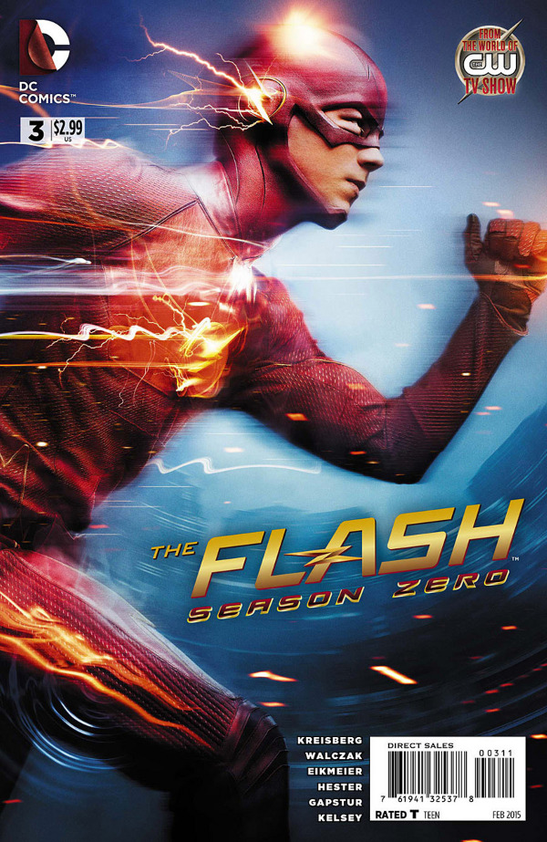 The Flash: Season Zero #3