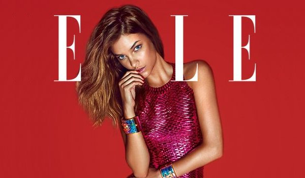Barbara Palvin - Elle Brazil (January 2015)