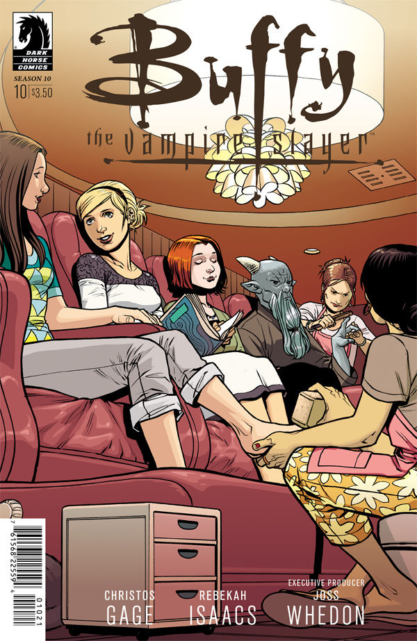 Buffy the Vampire Slayer Season Ten #10