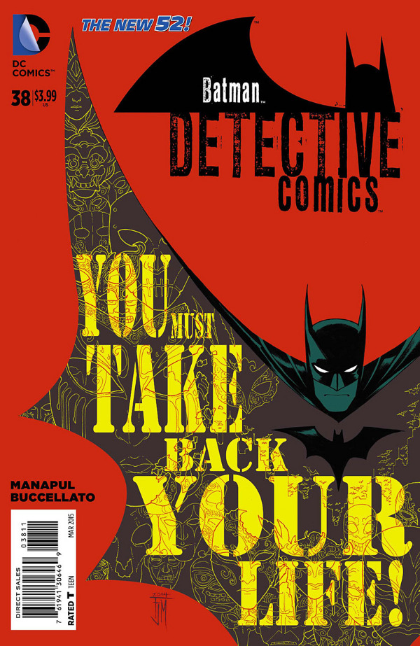 Detective Comics #38