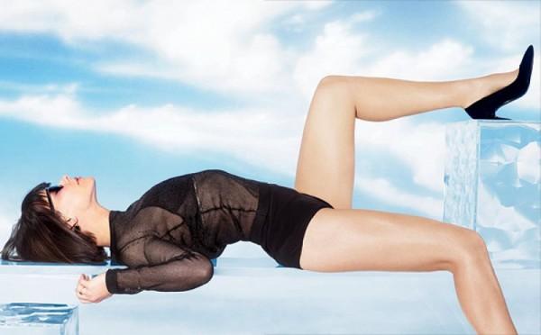 Evangeline Lilly - Ocean Drive Magazine (January 2015)